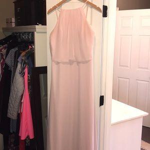 Bill Levkoff bridesmaid dress